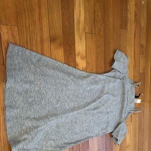 H & M grey dress
